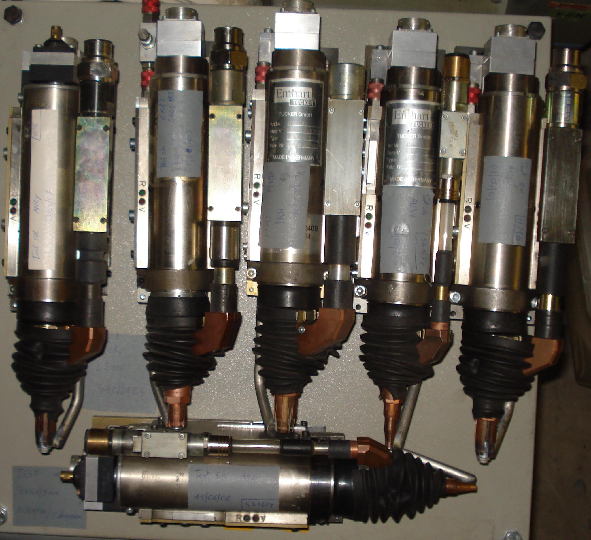 sales of re use equipment rh drive eng be emhart dce 1500 programming manual Emhart Pop Rivet Gun